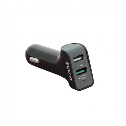 AUTO T chargeur 1224V 2USB. Express charge 2.4A 540309